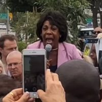 Daughter Of Maxine Waters To Collect Over $200K For Working On Her Mother's 2018 Campaign