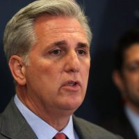 Kevin McCarthy Takes House Minority Leader Position