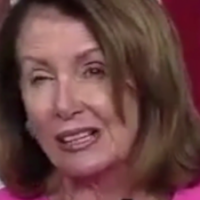NANCY? Pelosi short circuits during Trump slam, mutters to herself — and has never heard of the USMCA?