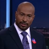CNN's Far Left Van Jones Says 'It's Heartbreaking' That It Wasn't A Blue Wave (VIDEO)