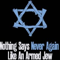 Vigils Won't Stop Murderous Anti-Semitism, Guns Will