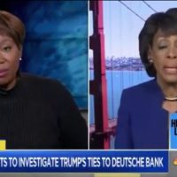 Mad Maxine tells Trump to 'keep his mouth shut' over California fires