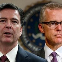 Judicial Watch Lawsuit: FBI Likely Deleted Comey's and McCabe's Text Messages in Massive Cover-Up
