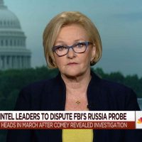 Senator Claire McCaskill Smeared Republicans as White Supremacists, Gets Called White Supremacist