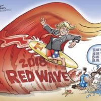 RED WAVE RISES TODAY!!! Early Votes and Rally Participation Indicate Huge Red Wave! VOTE RED TODAY!