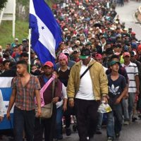 Migrant Caravan Members Attempt to Extort $50k Each for U.S. Government