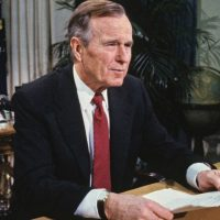 George H.W. Bush Was the Last President to Serve in Combat, World War II