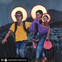 Ocasio-Cortez doubles down on Jesus, refugee comparison — depicts 'Holy Family' as illegals crossing border