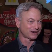 Actor Gary Sinise Celebrates Opportunity To Bring Gold Star Families To Disney World At Christmas