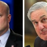 BREAKING: Acting AG Matt Whitaker CLEARED to Take Over Mueller Probe — SHUT IT DOWN!