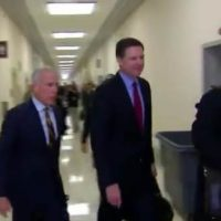Comey NOT Cooperating with GOP Lawmakers, Refuses to Answer Questions in Closed-Door Interview