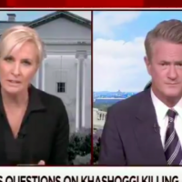 WATCH: MSNBC's Mika Brzezinski Uses Homophobic Slur on 'Morning Joe'