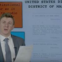 James O'Keefe and Project Veritas Make First Amendment History: Secret Recording of Massachusetts Public Officials Deemed Constitutional