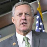 Mark Meadows Sends Out Press Release: Serving as Trump Chief of Staff Would Be an Incredible Honor
