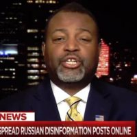 Liberal Darling and Nutbag Malcolm Nance: Internet Trolling and Memes Were Meant to Soften America for Eventual Russian Invasion Under Trump (VIDEO)