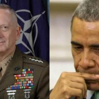 Flashback: Media Silence After Obama Fires General Mattis Without Even a Call