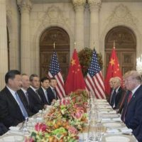 DEEP STATE DOJ SET UP TRUMP! Arrested Chinese Business Leader During Trump-Xi Dinner — DID NOT TELL ADMINISTRATION