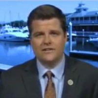 Rep. Matt Gaetz Blasts Democrats For Lobbying on Behalf of Illegal Aliens Instead of American Citizens (VIDEO)