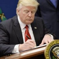 Trump Signs New Bill Into Law That Guarantees Back Pay For Federal Workers