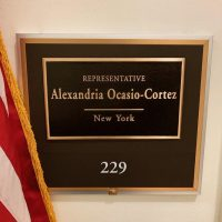 """EXCLUSIVE: PHOTOS of Alexandria Ocasio-Cortez or """"Sandy"""" as She Was Known at Her Elite High School in Yorktown — NOT in the Bronx"""