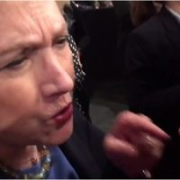 2020 VISION? Hillary draws attention to herself every time woman declares candidacy