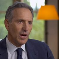 Democrats Furious As Starbucks CEO Howard Schultz Announces Possible Independent Run In 2020 (VIDEO)