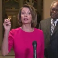 "PELOSI UNLEASHED: ""A Wall is an Immorality! It's Not Who We Are as a Nation"" (VIDEO)"