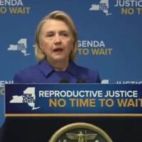 Hillary Clinton Takes a Jab at 'Likability' Gauge For Female Candidates: 'That Really Takes Me Back' (VIDEO)