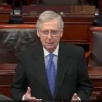 McConnell Holds the Line – Blocks House-Passed Bill to Reopen Government For SECOND TIME