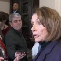 PELOSI: 'Sizable funding' for food, clothing, medical supplies for illegals — but not wall