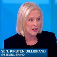Gillibrand open to more Justices, terms limits for Supreme Court — Advocates for 'direct democracy'