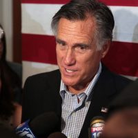 Mitt Romney Votes With Democrats To Reopen Government Without Wall Funding