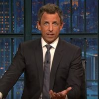 Late Night Host Seth Meyers Slammed For Joking About Americans Murdered By Illegal Immigrants