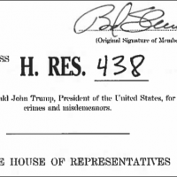 Democrats filing articles of impeachment ON FIRST DAY!