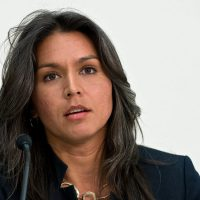 Tulsi Gabbard Bucks Democrat Party, Declines to Back Impeachment