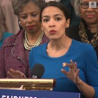 Ocasio-Cortez to campaign in early primary states 'to build political and public support for Green New Deal'