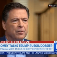 NY Times: Counterintelligence Investigation Was Payback for Trump Firing Comey