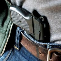 PHOTO: California Says It's 'Privilege, Not Right' to Carry Concealed Weapon