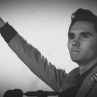 Harvard Bound David Hogg on President Trump's Border Speech: 'No One Is Illegal on Stolen Land'
