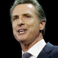 CA governor Newsom: 'Sanctuary to all who seek it'