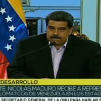 Venezuelan dictator Nicolas Maduro must be soiling himself about now