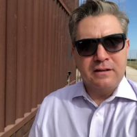 WAIT — WALLS WORK? CNN Acosta sarcastically reports 'no migrants trying to rush' fence in TX