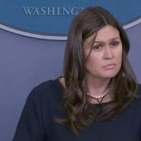 Sarah Sanders on Stone Arrest: Does the Same Standard Apply to Clinton?