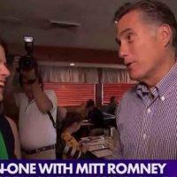 The Incredible Smallness of Mitt Romney