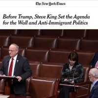 HOW AWFUL! GOP Lawmakers Vote to Remove Steve King From ALL COMMITTEE POSTS Over COMPLETE LIE by NY Times