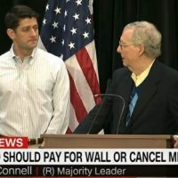 On His Last Day in Office, NEVER FORGET: Paul Ryan REPEATEDLY Promised to Fund Trump Border Wall — Repeatedly Lied (Video)