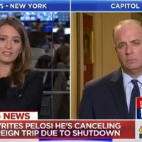 MSNBC: Canceling Pelosi plane enough to begin Trump imeachment