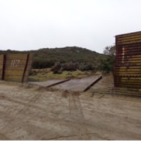 Border smugglers now ramming down corrugated border fences with trucks in San Diego