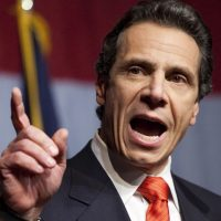 Andrew Cuomo Signs Gun Confiscation Into Law in New York