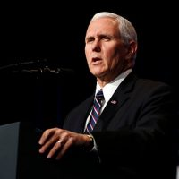 Pence Praises DEA for Border Security, Weakening Maduro Regime